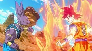 Goku Vs Beerus [AMV] Warriors