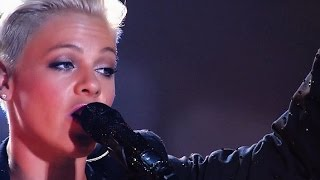 ARE WE ALL WE ARE -PInk (liVE) With LYric
