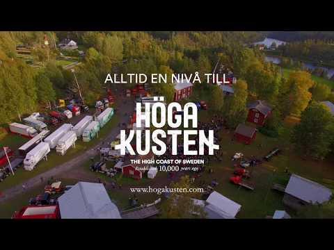 Lastbilsträffen i Ramsele | Ett av Höga Kustens unika evenemang