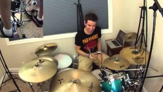 Fall Out Boy - Uma Thurman - Drum Cover - Studio Quality (HD)