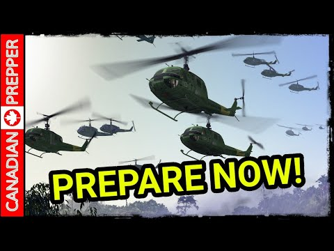 GET READY: The Coming Battle for America
