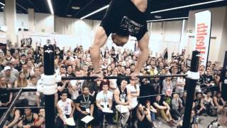 Amazing calisthenics! Best STREET WORKOUT motivation