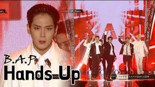 B.A.P- HANDS UP, 비에이피 - 핸즈업 @2017 MBC Music Festival width=