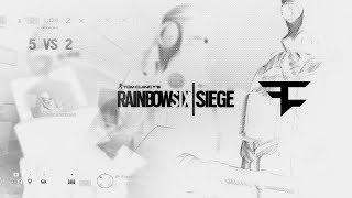 Introducing FaZe Rainbow Six