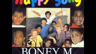 Boney M - Happy Song (1984)