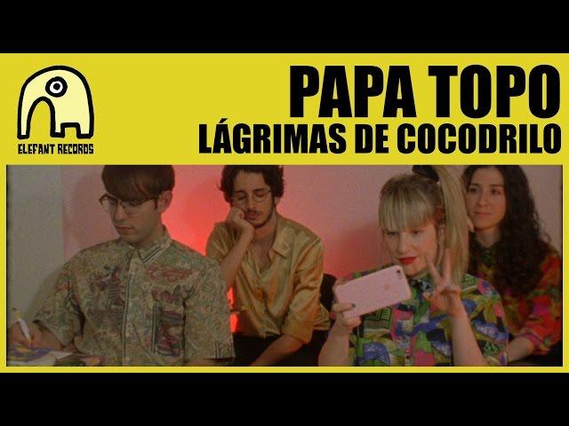 Videoclip de Lágrimas de Cocodrilo, vídeo dirigido por Stanley Sunday.