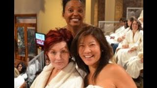 The Women of CBS' The Talk Chat About No Makeup Show