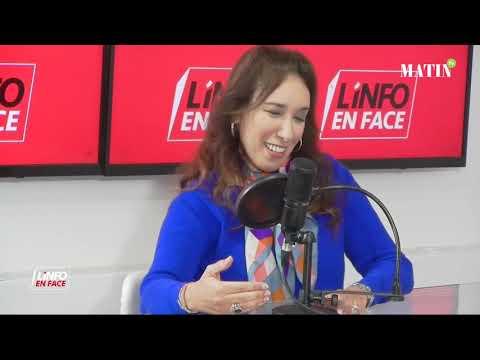 """Video : Asmâa Morine : """"Il y a un gisement de PME étrangères qu'il ne faut pas négliger"""""""