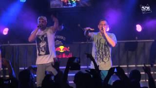 Shotta + Victor Rutty   Superación LIVE