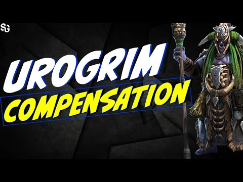 Urogrim compensation | Nerf this week | RAID SHADOW LEGENDS