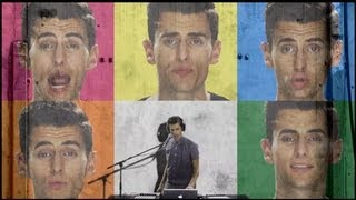 Bruno Mars Locked Out of Heaven - Mike Tompkins  Voice and Mouth Remix