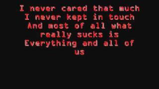 Everything Sucks- Dope Lyrics