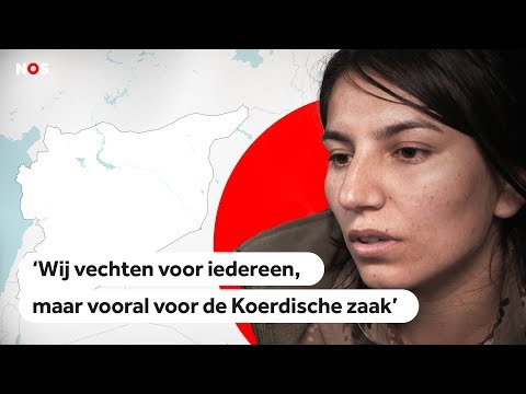 SYRIË: Nujan (24) vocht tegen IS voor 'de Koerdische droom'