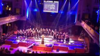 """""""Silent Night"""" gospel version performed by Hull and East Yorkshire Hospitals NHS Choir"""