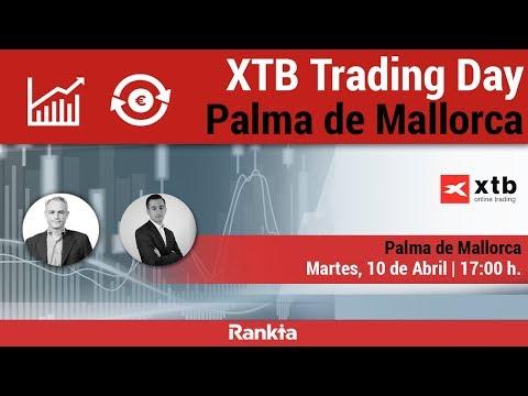 Streaming - XTB Trading Day Palma de Mallorca