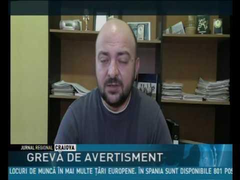 GREVĂ DE AVERTISMENT