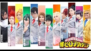 Boku no Hero Academia (My Hero Academia) COSPLAY TRIBUTE [FHD]