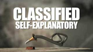 "Classified - ""Self Explanatory"" Video EPK"