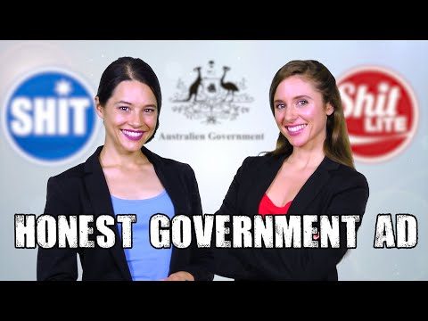 Honest Government Ad | Preferential Voting