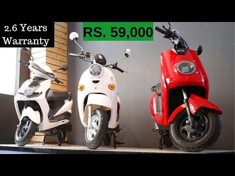 3 Budget Electric Scooters Launched in India RS  60,000 | Benling
