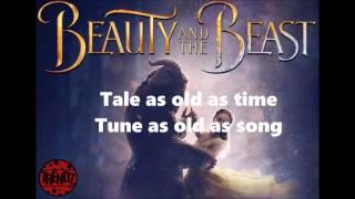 Ariana Grande & John Legend - Beauty And The Beast (Lyrics)