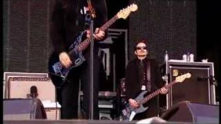 Interpol - The Heinrich Maneuver T in The Park 2007