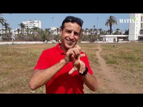 Tarik El Mlih veut promouvoir la marche pour lutter contre les maladies