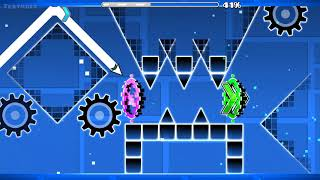 """Geometry Dash - """"Figures"""" Layout Preview #1"""