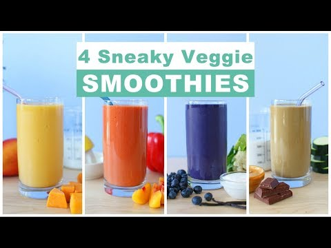 4 Unexpected Breakfast Smoothie Recipes   Healthy Breakfast Ideas