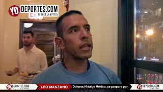 Leo Manzano invitado especial con el equipo Chicago Road Runners
