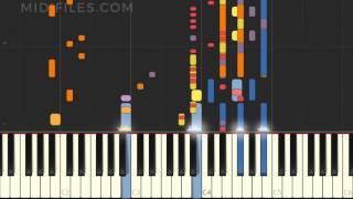 Attention / Charlie Puth (MIDI Karaoke instrumental version tutorial)