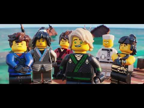 Lego Ninjago Filmen (30 sek trailer)