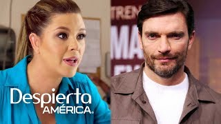Julián Gil responde a las críticas de Alicia Machado a Marjorie de Sousa