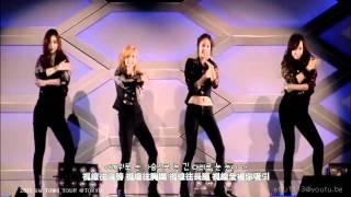 [Live] 2011 SM TOWN WORLD TOUR | 에프엑스 f(x) | Mr. Boogie (繁中字幕)