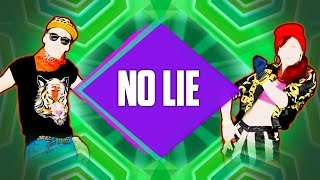 Just Dance 2018: No Lie by Sean Paul ft. Dua Lipa - Fanmade Mashup.