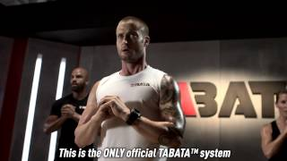 Official TABATA™ Workout - Fitter. Faster. Period.