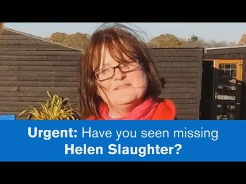 Family urges missing Helen Slaughter to come home