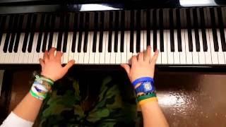 Post Malone - No Option | Tishler Piano Cover