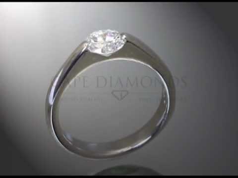 Soul ring,joel graham,diamond,platinum,engagement ring