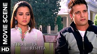 Jimmy Shergill leaves his family for Kulraj Randhawa | Tera Mera Ki Rishta | Movie Scene