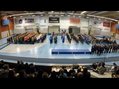 Rikstrean HT 2018 - damer 13-16 pool 3