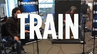 "Train - ""Umbrella"" Rihanna Cover // SiriusXM // The Pulse"