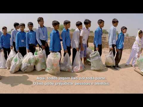 Geração sem Sujeira – No Litter Generation