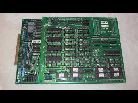 Carrier Air Wing Cps1 Hardware Pcb