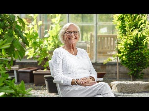 Kinnarps Next Care® - Samtal med Gun-Alice Schiller