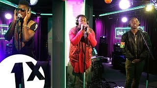 Sway covers 2face Ibidia's African Queen in the 1Xtra Live Lounge