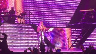"Nicki Minaj Pink Print Tour ""The Night Is Still Young"" Liverpool Echo Arena 06/04/2015"