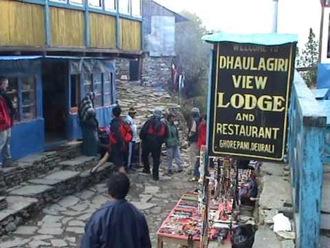 Jomsom Trek Day 7-10 – Nepal
