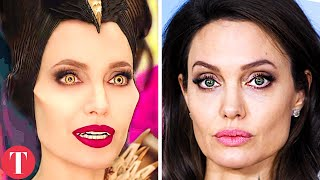 Maleficent Actress Angelina Jolie Isn't Respected In Hollywood