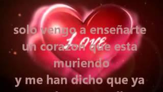 Perdóname - Camilo Blanes (Con Letra) Corazon indomable HD